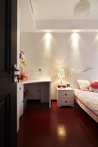 120平简欧三居室欣赏儿童房局部