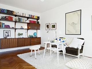 54平紧凑现代住宅欣赏