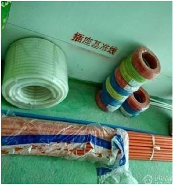 项目经理版施工节点11:材料进场,水电改造开工