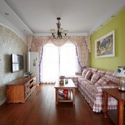 田园风公寓客厅