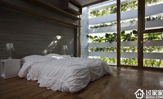 硅藻泥卧室背景墙,送您晚晚精致睡眠!