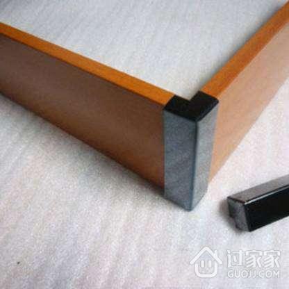 铝合金踢脚线的型号及构成