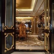欧式套图赏析室内门设计