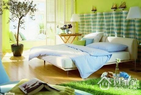 卧室装修颜色特点有哪些