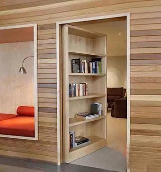 隐形门的特点及隐形门背景墙的设计