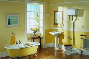 卫浴装修中的三大遗憾:台盆、下水道、浴缸