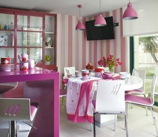 混搭装饰美艳住宅欣赏餐厅设计