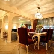 地中海风格家居设计餐厅
