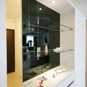 现代时尚简约两居室欣赏