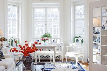95平欧式两居室欣赏