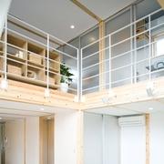 日式MIUI清爽住宅欣赏客厅效果