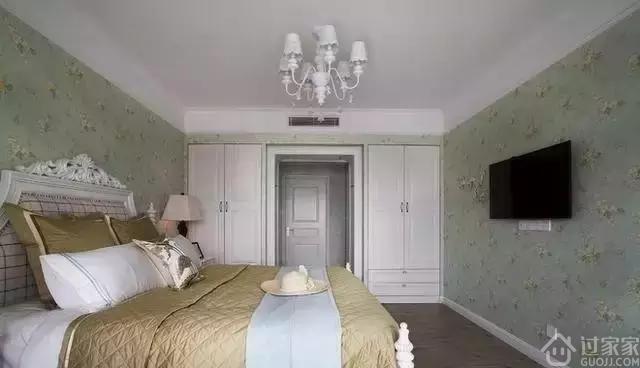 一家三口137平三室,美式乡村风格!温馨三口之家