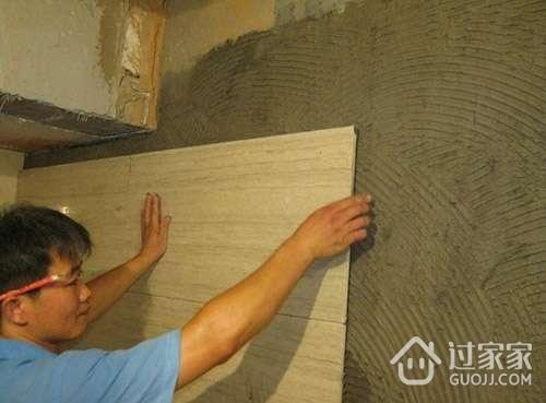 墙地砖粘结剂施工方法及施工注意事项