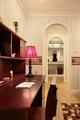 84平温馨简欧三居室欣赏书房设计