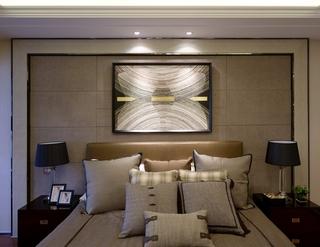 现代风格装修套图卧室效果