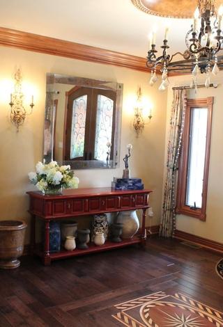 美式别墅装饰欣赏卧室效果