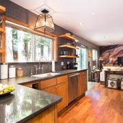 美式风格装修套图厨房