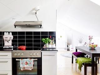 30平米阁楼小户型欣赏厨房