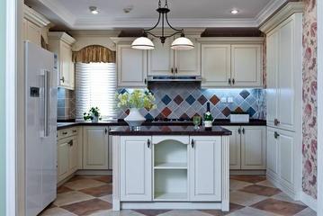 97平地中海三居室欣赏厨房