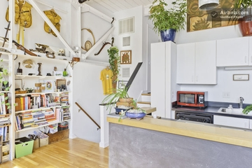 清新舒适北欧公寓欣赏厨房效果