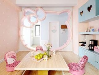 75平主题梦想住宅欣赏客厅效果
