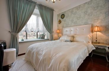 典雅法式装饰住宅欣赏卧室