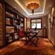 中式风格装饰设计套图书房