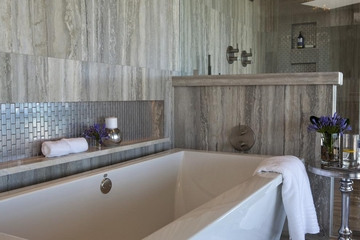 新古典住宅装饰效果图卫生间效果图