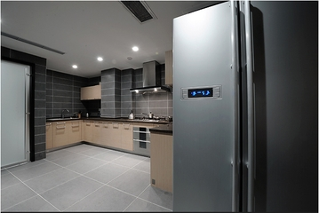 现代居家厨房装修图大全