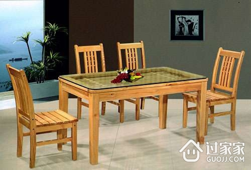 松木餐桌的五大优点