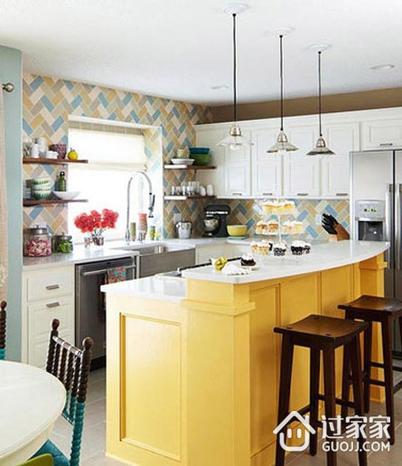 20款厨房装修设计案例
