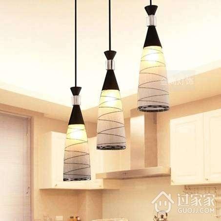 餐厅三头吊灯的安装及注意事项