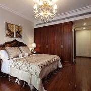 新古典卧室灯饰装修 厚重文化底蕴