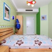 现代风格装修住宅儿童房