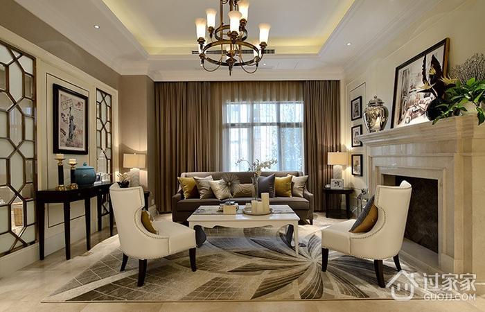 欧式奢华气质住宅欣赏