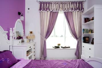 浪漫地中海风格设计卧室