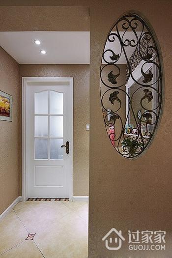 卫生间室内门装修效果图 高端大气