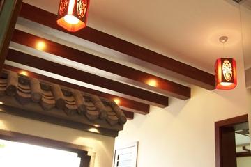 中式风吊顶