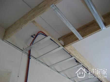 关于吊顶那些事 三种常见吊顶施工