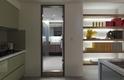 简约风格住宅卫生间室内门