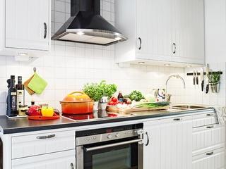 57平一室一厅北欧欣赏厨房