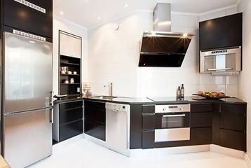 简约舒适60平住宅欣赏厨房设计