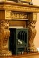古典欧式住宅欣赏背景墙