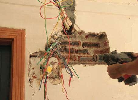流程与工艺 装修中 水电工程 电路改造施工3大要点 装修菜鸟必知
