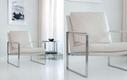 现代风格装饰住宅样板房客厅家具