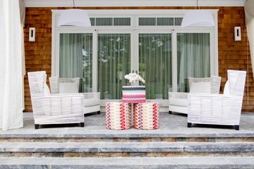 欧式别墅风格效果欣赏阳台