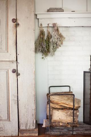白色美式乡村住宅欣赏卧室效果