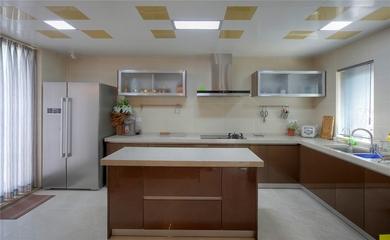 224平简约时尚别墅欣赏厨房设计