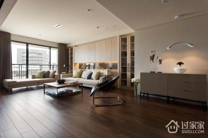 时尚现代客厅吊顶设计效果图 最爱的家装效果