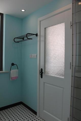 98平美式三居室欣赏卫生间室内门